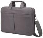 Сумка для ноутбука Компьютерная сумка Continent (15, 6) CC-012 Grey, цвет серый (CON-CC012/ GREY)
