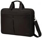 Сумка для ноутбука Компьютерная сумка Continent (17, 3) CC-018 Black, цвет черный (CON-CC018/ BLACK)