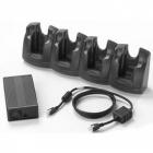 Базовая станция для мобильного компьютера MC30/ MC31/ MC32 4 Slot Ethernet Charge Cradle Kit includes: 4 Slot Ethernet C .... (CRD3X01-401EES)