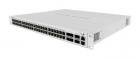 Коммутатор MikroTik Cloud Router Switch 354-48P-4S+2Q+RM with 48 x Gigabit RJ45 LAN (all PoE-out), 4 x 10G SFP+ cages, 2 .... (CRS354-48P-4S+2Q+RM)