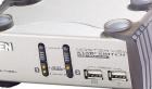 2-портовый KVM-переключатель, 1 user HDB15(SVGA Female)+4хUSB(Тип А(Female))+2хАудио(Female) <-> 2 cpu SPHD15(Female) +2 .... (CS1732AC)