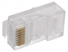 ITK Разъём RJ-45 UTP для кабеля кат.6(20 штук) (CS3-1C6U_20PCS)
