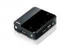 Квм переключатель 2-Port USB 4KUHD DP/ Audio KVM Switch (CS782DP-AT)