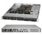 Корпус Supermicro SuperChassis 1U 119TQ-R700WB/ no HDD(8)SFF/ 2xFH, 1xLP/ 2x700W (CSE-119TQ-R700WB)