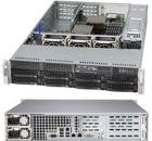 Серверный корпус Supermicro SuperChassis 2U 825TQC-R740LPB/ no HDD(8)LFF/ no fixed LFF(2)/ 7xLP/ 2x740W Platinum(12 …. (CSE-825TQC-R740LPB)