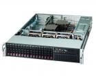 Корпус Supermicro SuperChassis 2U 825TQC-R802LPB (CSE-825TQC-R802LPB)