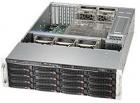 Серверный корпус Supermicro SuperChassis 3U 836BE1C-R1K03B/ no HDD(16)LFF/ no HDD(2)SFF(optional)/ 7xFH/ 2x1000W Platinu .... (CSE-836BE1C-R1K03B)