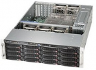 Серверный корпус Supermicro SuperChassis 3U 836BE1C-R1K03B/ no HDD(16)LFF/ no HDD(2)SFF(optional)/ 7xFH/ 2x1000W Platinu .... (CSE-836BE1C-R1K03B)