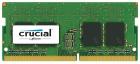 Оперативная память Crucial by Micron DDR4 4GB 2400MHz SODIMM (PC4-19200) CL17 DRx8 1.2V (Retail) (CT4G4SFS824A) (CT4G4SFS824A)
