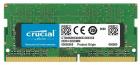 Оператвная память Crucial by Micron DDR4 8GB 2666MHz SODIMM (PC4-21300) CL19 1.2V (Retail) (Analog CT8G4SFS8266) (CT8G4SFRA266)