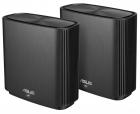 ASUS CT8 (B-1-PK) / / роутер, из 1 точки доступа, 802.11b/ g/ n/ ac/ ax, до 400 + 1733Мбит/ c, 2, 4 + 5 гГц, черный ; 90 .... (CT8 (B-1-PK).)