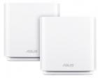 ASUS CT8 (W-1-PK) / / роутер, из 1 точки доступа, 802.11b/ g/ n/ ac/ ax, до 400 + 1733Мбит/ c, 2, 4 + 5 гГц, белый ; 90I .... (CT8 (W-1-PK).)