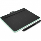 Графический планшет Intuos S Bluetooth Pistachio (CTL-4100WLE-N)