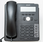 Ip телефон SNOM Global 710 Desk Telephone Black (D710)
