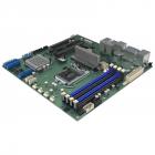 Серверная системная плата Intel® Server Board M10JNP2SB FCLGA1151, Intel® Xeon® E Processor, Intel® C246, 4x DDR4 UDIMM .... (DBM10JNP2SB 999PL9)