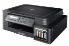 МФУ струйный Brother DCPT510W Ink, (P/ C/ S, A4 WiFi USB черный ) (DCPT510WR1) (DCPT510WR1)