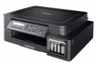 МФУ струйный Brother DCPT510W Ink, (P/ C/ S, A4 WiFi USB черный ) (DCPT510WR1) (DCPT510WR1)