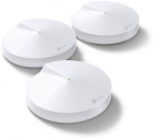 Точка доступа AC1300 Home Wi-Fi system, Qualcomm chipset, dual-band, support for 802.11 ac/ a/ b/ g/ n standards, 717 MH .... (DECO M1300(3-PACK))