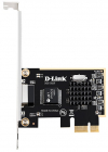 Сетевой PCI Express адаптер с 1 портом 100/ 1000/ 2.5GBase-T (DGE-562T/ A1A)