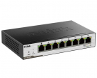 Коммутатор D-Link DGS-1100-08PD/ B1BL2 Smart Switch with 7 10/ 100/ 1000Base-T ports and 1 10/ 100/ 1000Base-T PD port(2 .... (DGS-1100-08PD/ B1B)