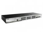 Коммутатор D-Link DGS-1210-28/ ME/ DC/ A2A, L2 Managed Switch with 24 10/ 100/ 1000Base-T ports and 4 1000Base-X SFP por .... (DGS-1210-28/ ME/ DC/ A2A)