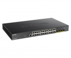 Коммутатор D-Link DGS-1250-52XMP/ A1A, L2 Smart Switch with 48 10/ 100/ 1000Base-T ports and 4 10GBase-X SFP+ ports (48 .... (DGS-1250-52XMP/ A1A)