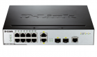 Коммутатор D-Link DGS-3000-10TC/ A2A, L2 Managed Switch with 8 10/ 100/ 1000Base-T ports and 2 100/ 1000Base-T/ SFP comb .... (DGS-3000-10TC/ A2A)