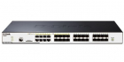Коммутатор D-Link DGS-3120-24SC/ B1ASI, L2+ Managed Switch with 16 100/ 1000Base-X SFP ports and 8 100/ 1000Base-T/ SFP .... (DGS-3120-24SC/ B1ASI)