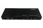 D-Link DKVM-410H/ A1A, 4-портовый KVM-переключатель с портами HDMI и USB (DKVM-410H/ A1A)