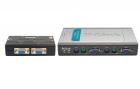 4-портовый KVM-переключатель с портами VGA и PS/ 2 (DKVM-4K/ B3A)