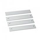 Комплект панелей для цоколей шкафов 60/ 60, с фильтром, высота 100мм (DP-P-PFN-60/ 60-100-H)