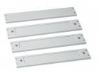 Комплект панелей для цоколей шкафов 60/ 80, с фильтром, высота 100мм (DP-P-PFN-60/ 80-100-H)