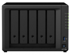 Сетевое хранилище Synology DS1520+ QC2, 0GhzCPU/ 8GbDDR4/ RAID0, 1, 10, 5, 5+spare, 6/ upto 5hot plug HDD SATA(3, 5' or .... (DS1520+)