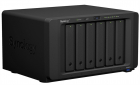 Система хранения данных Synology QC2, 2GhzCPU/ 4GbDDR4(upto32)/ RAID0, 1, 10, 5, 6/ upto 6hot plug HDD SATA(3, 5' or 2, .... (DS1621+)