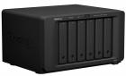 Система хранения данных Synology QC2, 2GhzCPU/ 4GbDDR4(upto32)/ RAID0, 1, 10, 5, 6/ upto 6hot plug HDD SATA(3, 5' or 2, .... (DS1621+)