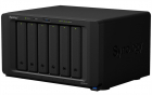 Сетевое хранилище Synology DS1621xs+ QC2, 2GhzCPU/ 8GbDDR4(upto32)/ RAID0, 1, 10, 5, 6/ upto 6hot plug HDD SATA(3, 5' or .... (DS1621XS+)