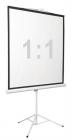 "Экран на штативе Digis DSKD-1104, формат 1:1, 96"" (178x181), MW, Kontur-D (DSKD-1104)"