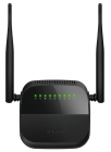 Маршрутизатор D-Link DSL-2750U/ R1A, ADSL2+ Annex A Wireless N300 Router with Ethernet WAN support. 1 RJ-11 DSL port, 4 .... (DSL-2750U/ R1A)