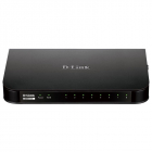 Маршрутизатор D-Link DSR-150/ C1A, VPN Router with 1 10/ 100Base-TX WAN ports, 8 10/ 100Base-TX LAN ports and 1 USB port .... (DSR-150/ C1A)