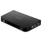 Маршрутизатор D-Link DSR-150N/ A4A, Wireless N300 VPN Router with 1 10/ 100Base-TX WAN ports, 8 10/ 100Base-TX LAN ports .... (DSR-150N/ A4A)