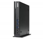 Персональный компьютер ACER Veriton N4640G i3 7100T 4GB DDR4 256GB M.2 SSD Intel HD WiFi+BT, VESA-kit, COM, USB KB&Mouse .... (DT.VQ0ER.077)