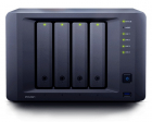 "Система хранения данных Synology QC2, 1GhzCPU/ 8GB DDR4(up to 32GB)/ RAID0, 1/ upto 4 3, 5""/ 2, 5"" SATA HDD/ SSD (up to .... (DVA3221)"
