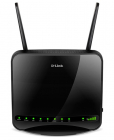 """Маршрутизатор """"D-Link DWR-953, Wireless AC1200 4G LTE Router with 1 USIM/ SIM Slot, 1 10/ 100/ 1000Base-TX WAN port, 4 10/ 1 .... (DWR-953)"""