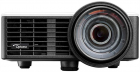 Проектор Optoma ML1050ST (DLP, WXGA(1280x800), LED 1000Lm, 20000:1, HDMI+MHL, VGA, micro SD-карта, USB-A, Audio-Out 3.5m .... (E1P2A215E1Z1)