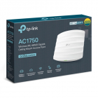 Точка доступа AC1750 Wireless Dual Band Gigabit Access Point, PoE Supported, 1 10/ 100/ 1000Mbps LAN port, 6 internal an .... (EAP245)