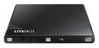 Оптический привод Ext. SLIM DVDRW 9.5 TRAY- DN-8A6JH-L11-B(eBAU108)(11)(6)-LITEON-G.BOX-BLACK 60CM USB 30 IN 1 (eBAU108-11)