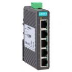 Компактный 5-портовый неуправляемый коммутатор 10/ 100 BaseT(X) Ethernet, в пластиковом корпусе, -10...+60C, российское .... (EDS-205 RU)
