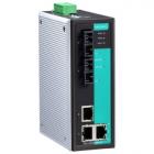 Промышленный 5-портовый управляемый коммутатор: 3 порта 10/ 100 BaseT(X), 2 порта 100BaseFX (многомодовое волокно, разъе .... (EDS-405A-MM-SC)