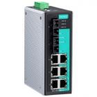 Промышленный 8-портовый управляемый коммутатор: 6 портов 10/ 100 BaseT Ethernet, 2 порта 100BaseFX (одномодовое волокно, .... (EDS-408A-SS-SC)