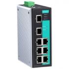 Промышленный 8-портовый управляемый коммутатор 10/ 100 BaseT(X) Ethernet (EDS-408A)